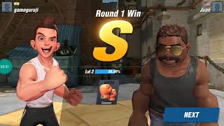 Boxing star ( by 4:33 games)  Android Gameplay