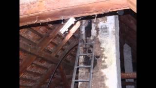 Mechaniczne czyszczenie komina