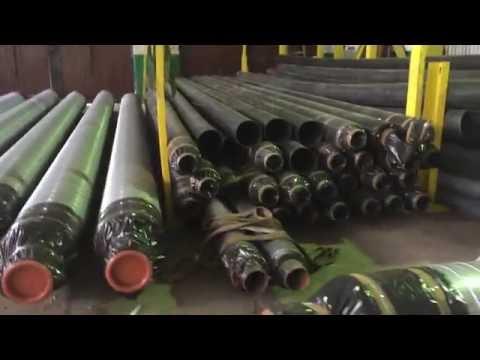 внутренняя изоляция стальных труб
