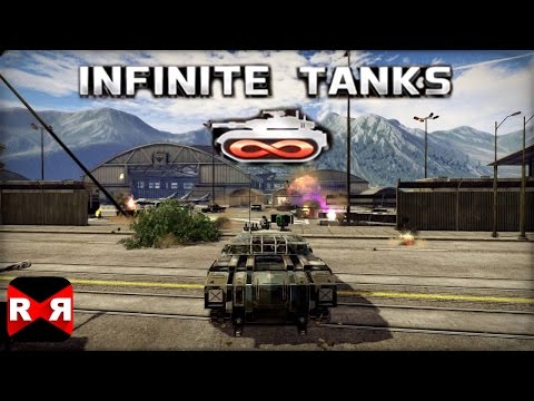Infinite Tanks Mission 1-3 (By Atypical Games) - iOS / Android - 60fps Gameplay Video