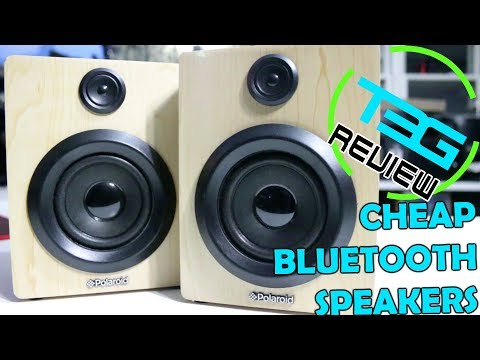 Polaroid Bluetooth Wireless Speakers Review
