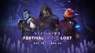 Destiny 2 – Festival of the Lost Trailer [AUS]
