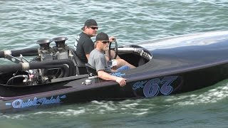 Mandella Boats at the RT 66 Needles Show 2015