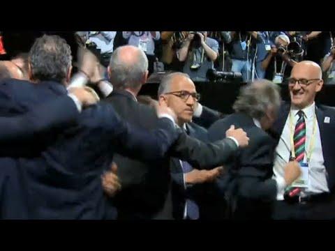 World Cup 2026: U.S., Canada and Mexico win united bid