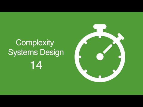 Complex Systems Design: 14 Event Driven Architecture