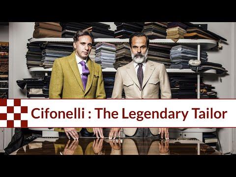 Cifonelli: the Legendary Parisian Tailor