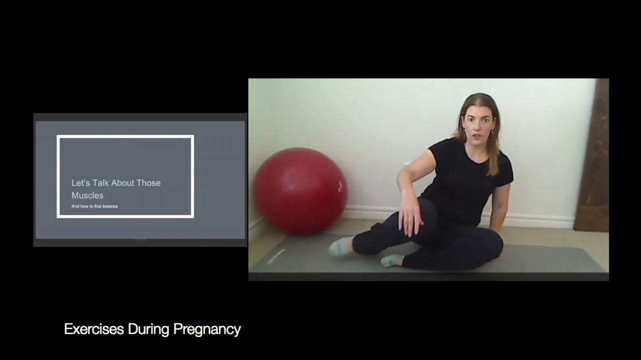 Stretching Pregnancy: Practical Workshop