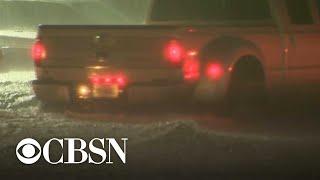 Imelda slams Texas with heavy rainfall, tornadoes