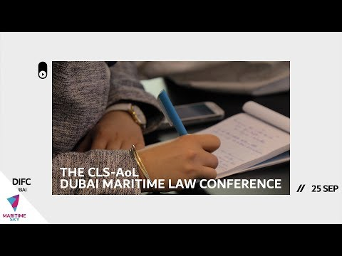 Dubai Maritime Law Conference 2018