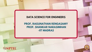Data Science for Engineers - Introduction