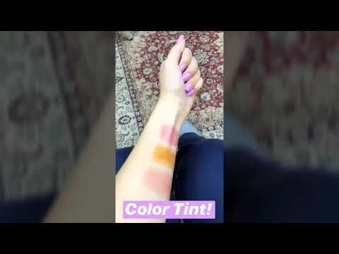 2a80ba3114c LARISSA MANOELA MOSTRANDO COLOR TINT - YouTube