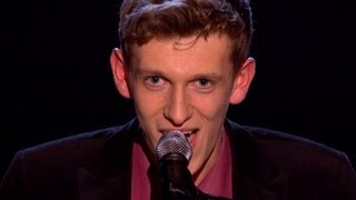 The Voice UK 2013 Louis Coupe Performs Great Balls Of Fire Blind Auditions 1 BBC One