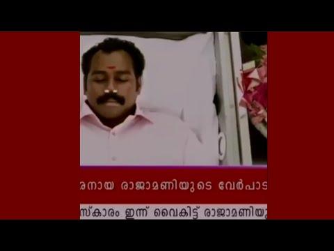 Chalakkudikkaran Changathi Climax | Kalabhavan Mani Death | Senthil | Rajamani | Honey Rose