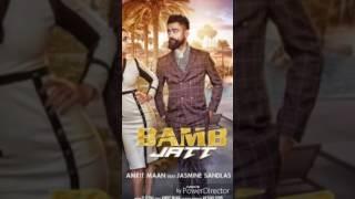 Bamb jatt by amrit  full song