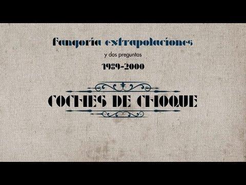 Fangoria - Coches de choque (Lyric Video)