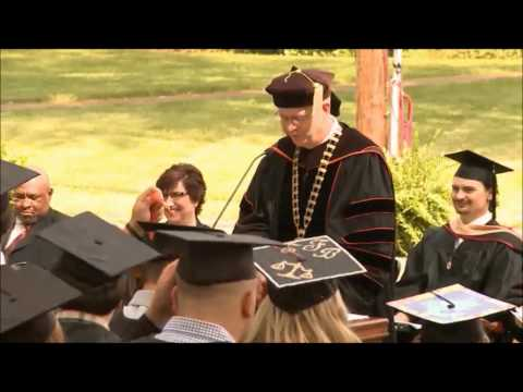 Georgetown College Commencement 2015