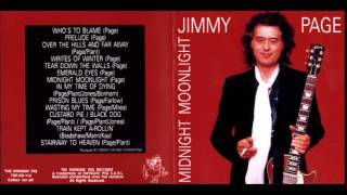 Jimmy Page - Midnight Moonlight - Full Album Live ( 1988 ) Bootleg
