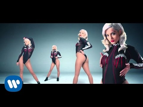 "Bebe Rexha and Nicky Minaj sing ""No Broken Hearts"""