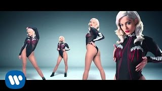 Bebe Rexha - 'No Broken Hearts' ft. Nicki Minaj (Official Music Video)