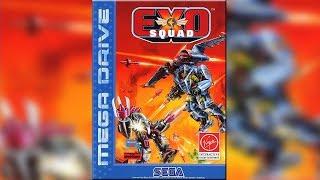 Mega Drive Mania - 032 - Exo Squad (Sega Mega Drive / Genesis)