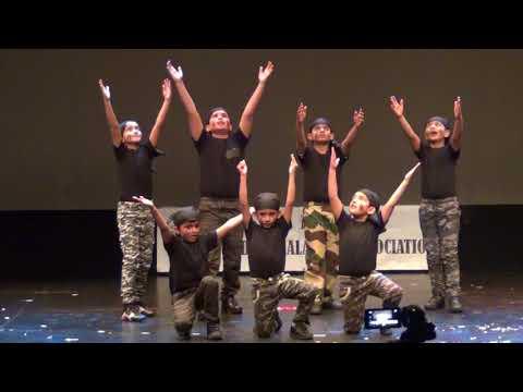 Kids Patriotic Dance Indian