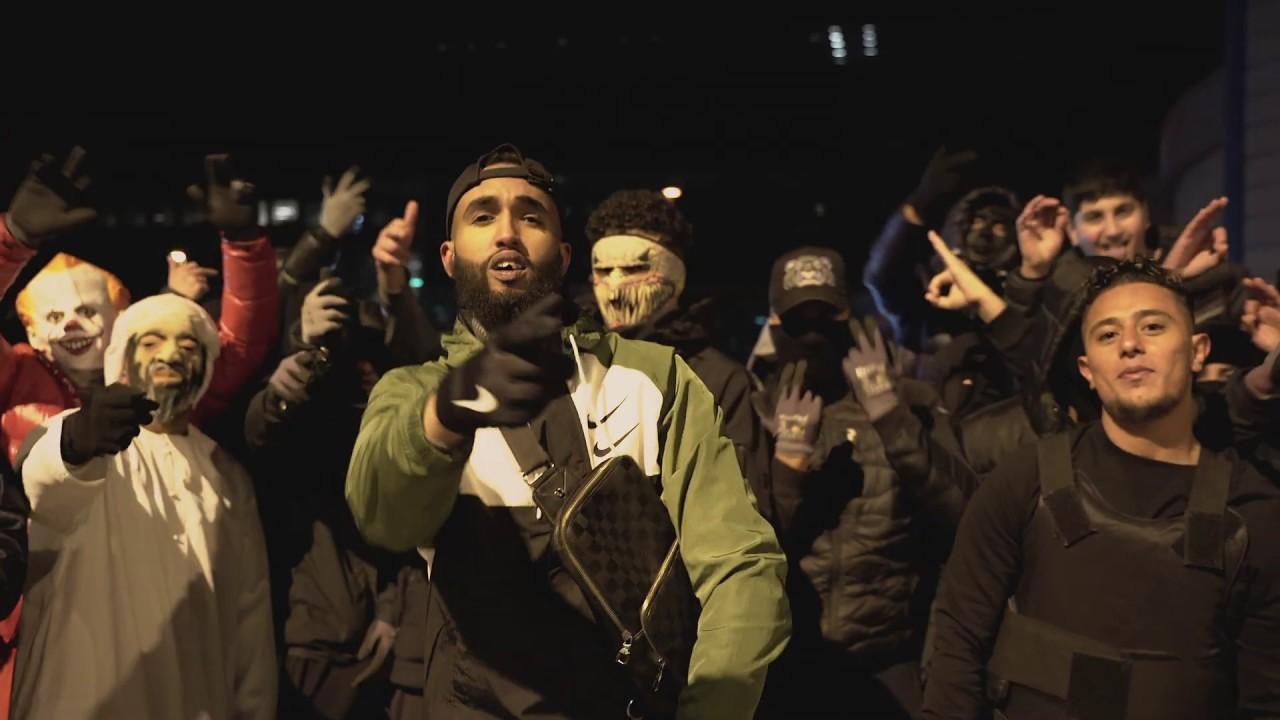 BARBER FT. SUUS - Ingen beviser | Officiel Musikvideo [4K]