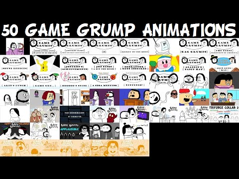 50 Game Grumps Animations and Counting
