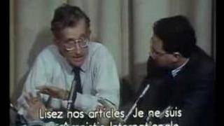 Chomsky : About East-Timor (Manufacturing Consent 1992)