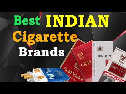 Top 10 Best Cigarettes Brands in INDIA   Bollywood's actor motivated smoking in india