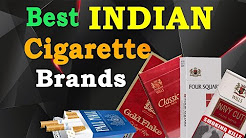 Top 10 Best Cigarettes Brands in INDIA | Bollywood's actor motivated smoking in india