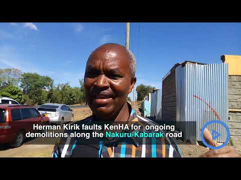 Investors accuse KenHA of demolishing private property