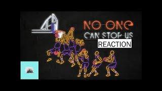 Dipha Barus Ft. Kalulah - No One Can Stop Us Reaction