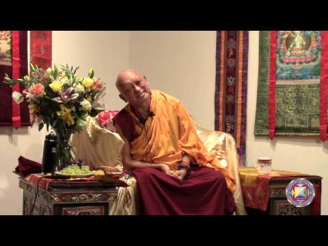 Aug. 21, 2015 Teachings with Lama Zopa Rinpoche