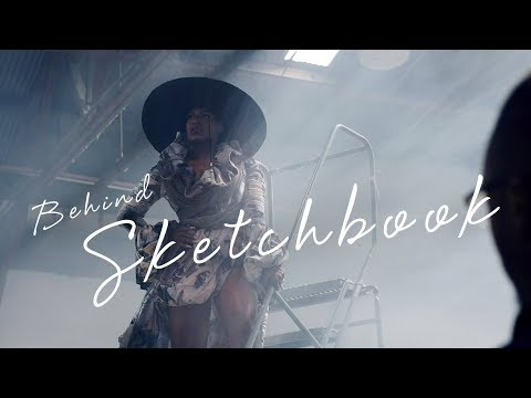 "Behind the Visuals of Fantasia's New Album ""Sketchbook"" Mp3"