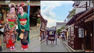 Video Japan Kyoto, Amazing Old Town and Stunning Geisha download MP3, 3GP, MP4, WEBM, AVI, FLV Juli 2018
