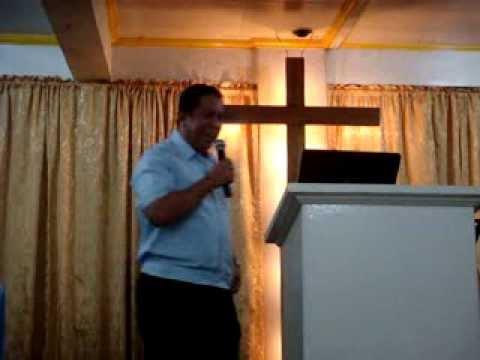 TFI San Mateo Sunday Experience - Bro Elmer Baingan 12 01 2013
