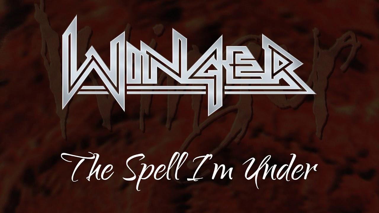 Winger - The Spell I'm Under - HQ Audio (Lyrics)