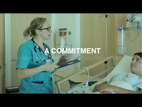 Working In Healthcare Is A COMMITMENT