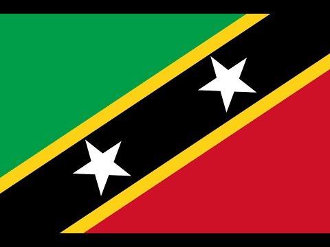 Флаг Сент-Китса и Невиса.