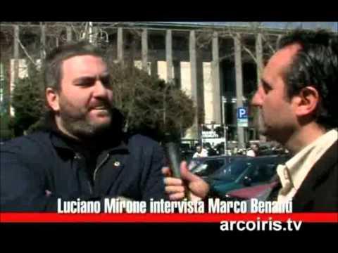 """L'informazione """"dimezzata"""" a Catania - intervista a Marco Benanti"""