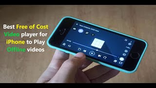 Best Free of Cost Video player for iPhone to Play Offline videos. screenshot 3