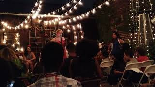 8.10.18 - Flower Power Coffee House, Open-Mic Melissa Sgambati