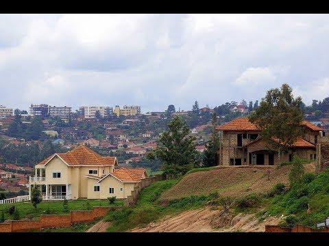 Kigali  - Capital da Ruanda
