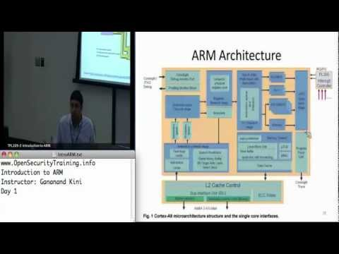 Day 1 Part 1: Introduction to ARM