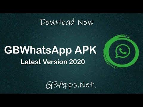 WhatsApp new Version 2020 download & install | GB Whatsapp ...