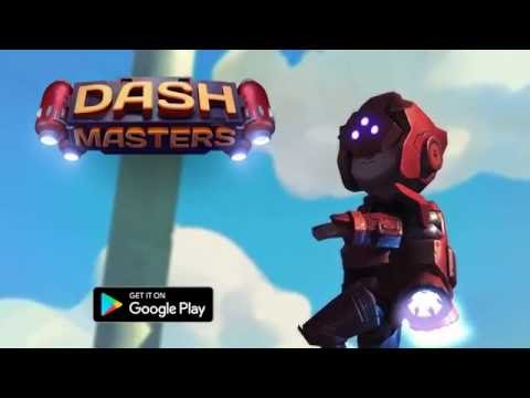 Dash Masters - Google Play Launch Trailer