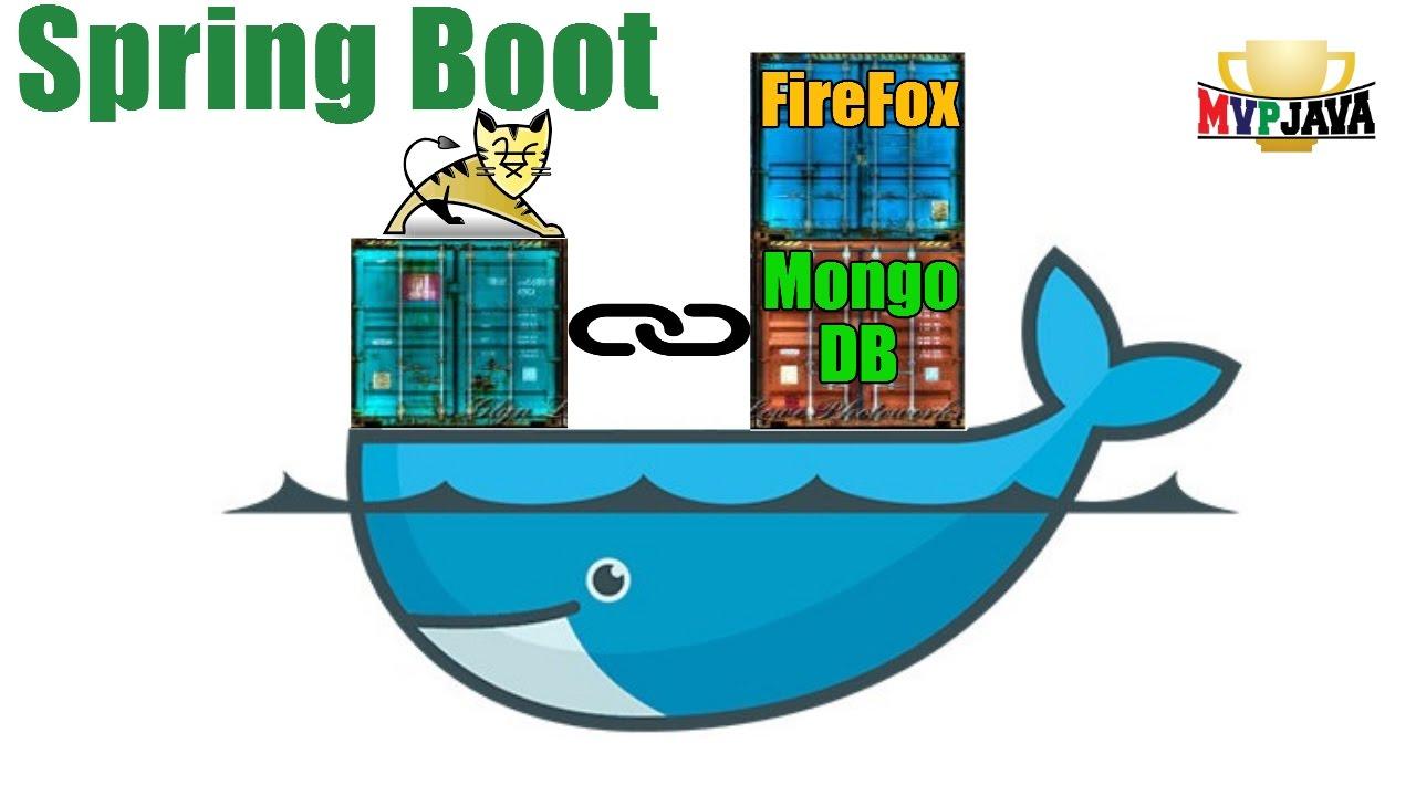 mongo db docker