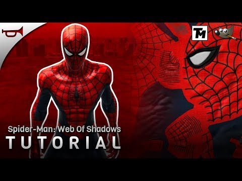 Spider-Man: Web Of Shadows Texmod Tutorial - How to create your own Suit Mod