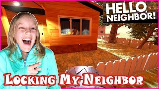 Locking My Neighbor In My Own House with Ronald thumbnail