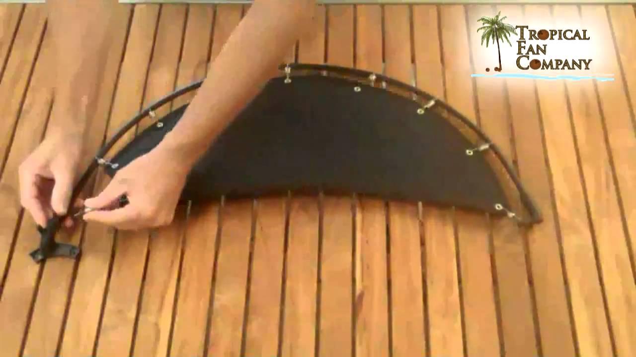 Nautical raindance ceiling fan blades youtube nautical raindance ceiling fan blades mozeypictures Images